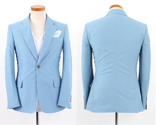 昨年夏の王子のジャケット1