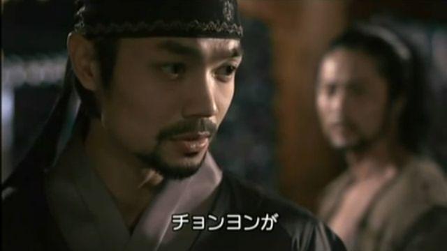 夜叉第2話ペッキョルの台詞07