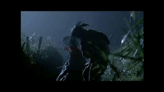 夜叉第3話殺陣17