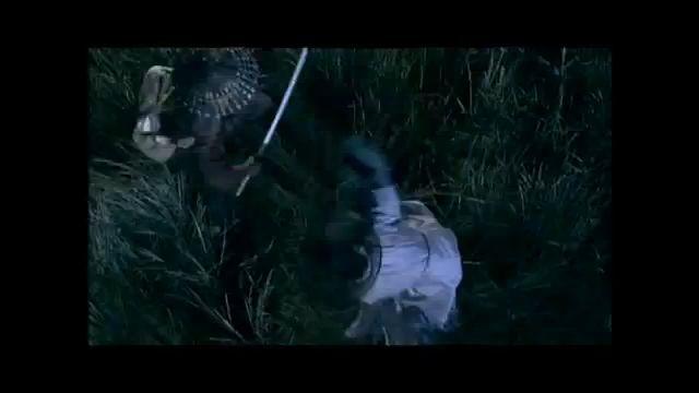 夜叉第3話殺陣25