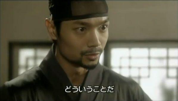 夜叉第7話ペッキョルのセリフ96