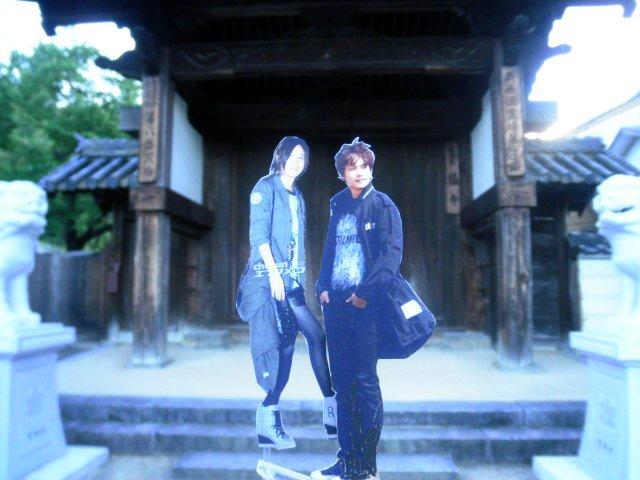 割り箸デート奈良8