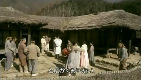 夜叉第11話ペッキョルのセリフ121