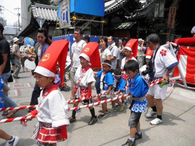 大阪の天神祭pukupukuさま07