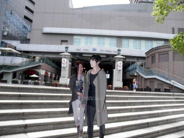 大阪の天神祭pukupukuさま11