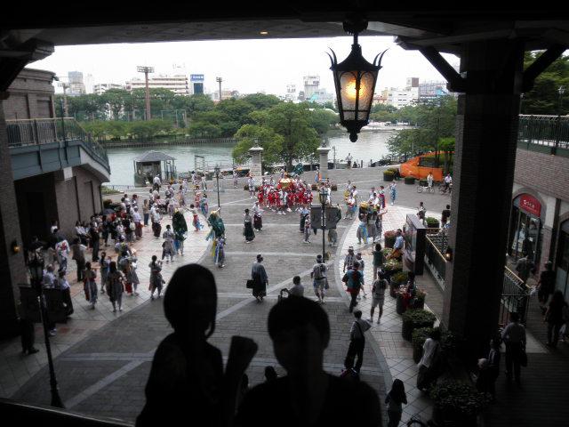 大阪の天神祭pukupukuさま15