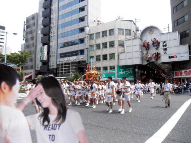 大阪の天神祭pukupukuさま16