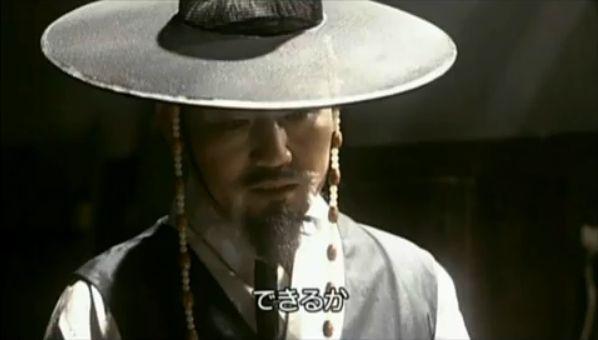 夜叉第12話ペッキョルのセリフ010