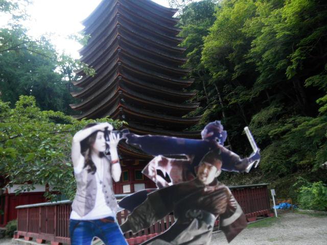 割り箸デート長谷寺と談山神社10