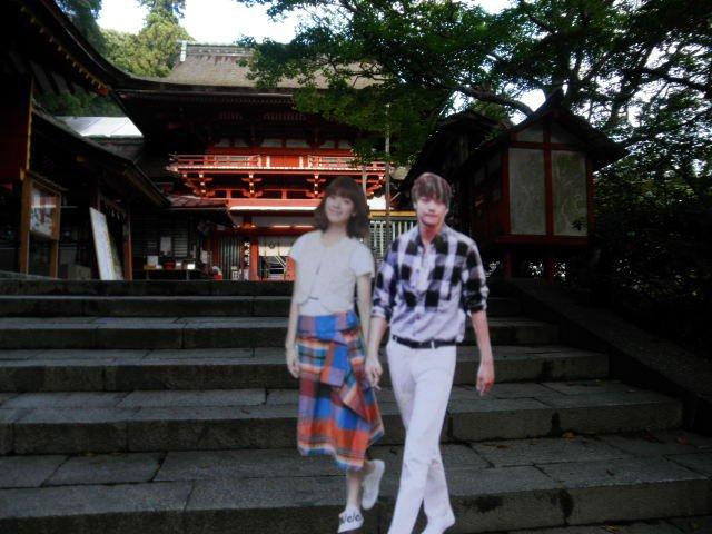 割り箸デート長谷寺と談山神社11