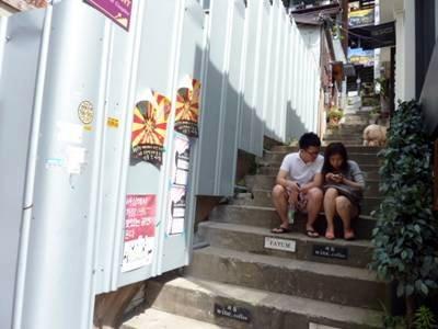 ソウル旅行記3チングBさま10