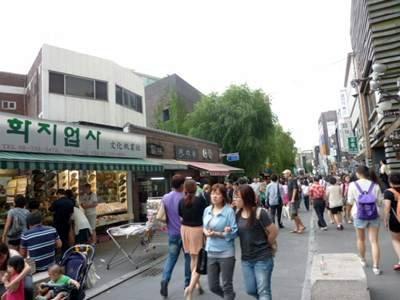 ソウル旅行記3チングBさま30