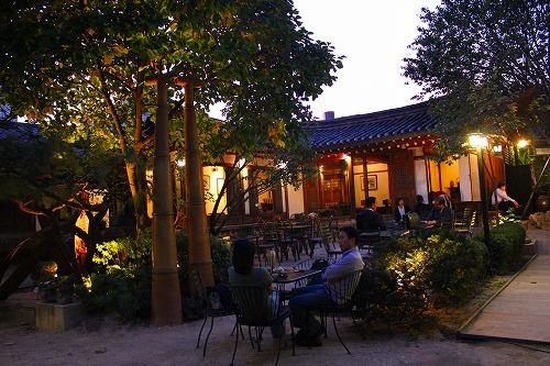 ⑤伝統茶院1