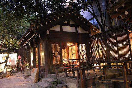 ⑤伝統茶院2
