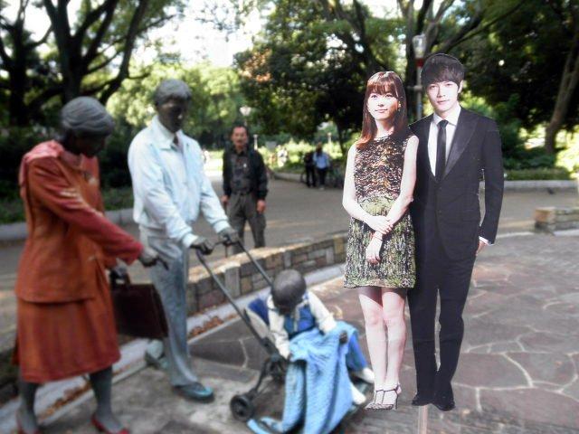 割り箸デート20111006-3