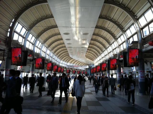 08品川駅港南口2