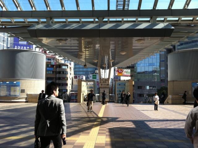 11品川駅港南口5改札口外