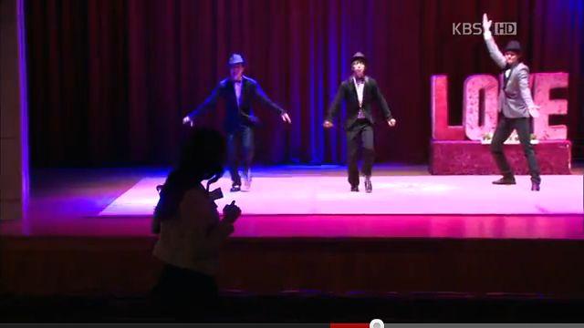 あなただけ第1話ハン・ソジュンタップダンスプロポーズシーン11
