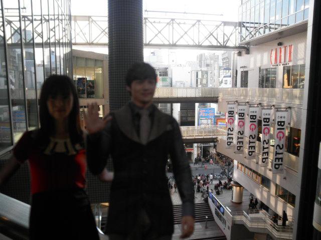 割り箸デート20111113-4