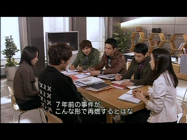 いばら19話 (4)スタッフ