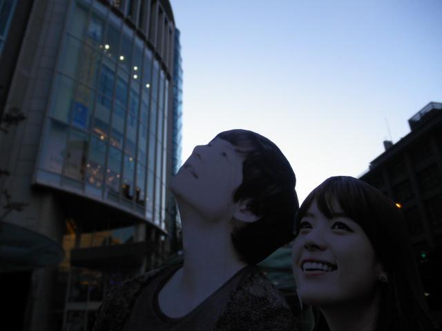 割り箸デート20111127-2