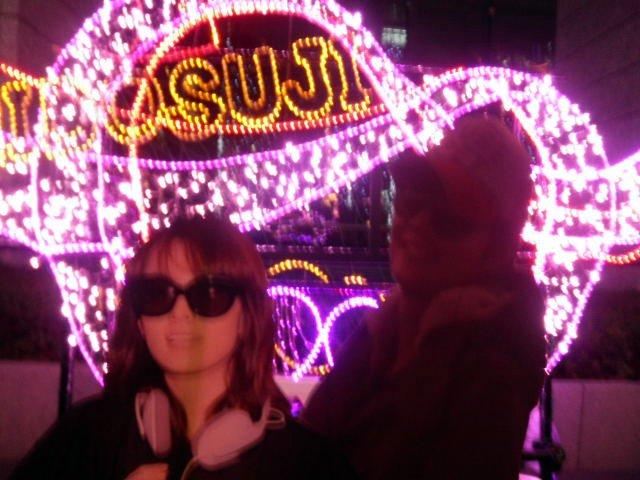 割り箸王子と姫20111217-2