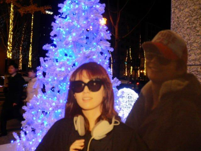 割り箸王子と姫20111217-3