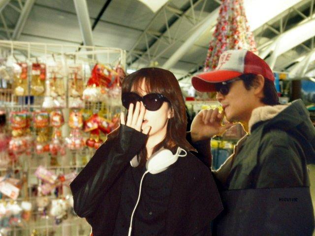 割り箸王子と姫20111217-6