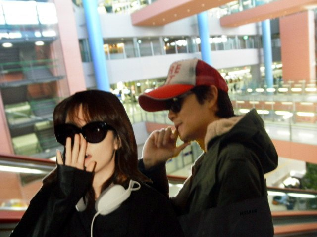 割り箸王子と姫20111217-8