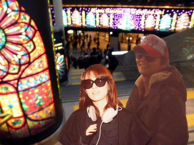 割り箸王子と姫20111217-10