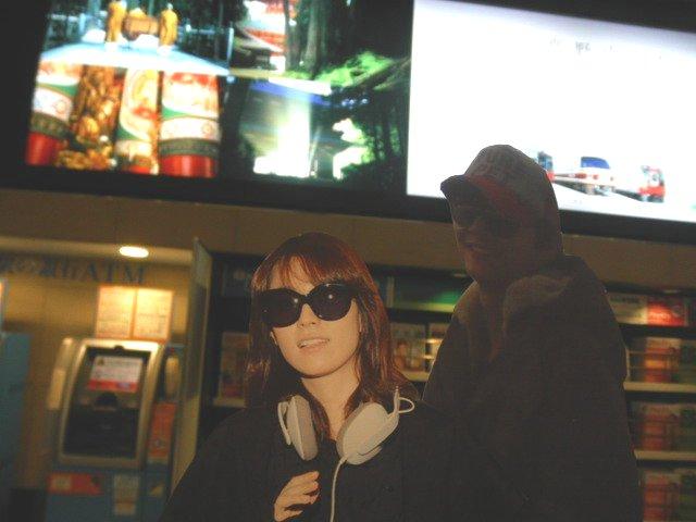 割り箸王子と姫20111217-11