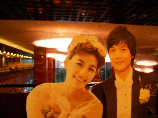 割り箸王子と姫20111225-3