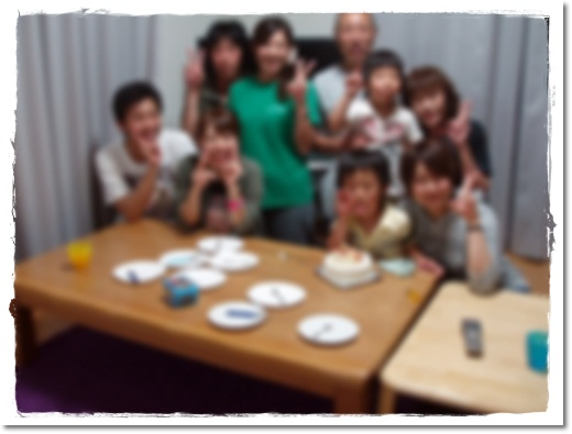 2011・5・20・入学&お誕生日お祝い2
