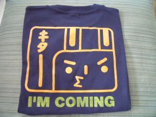 キターTシャツ