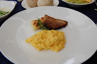 ハットウォールデン朝食2