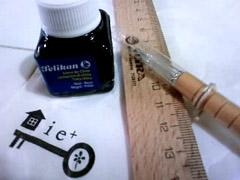 ガラスペン 文房具 インク