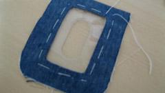 ポケットA 縫製4