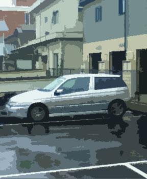 雨の145