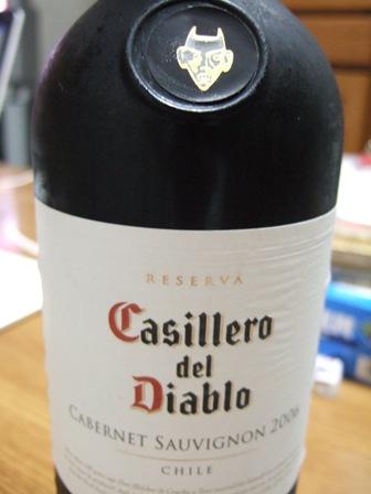 悪魔のワイン