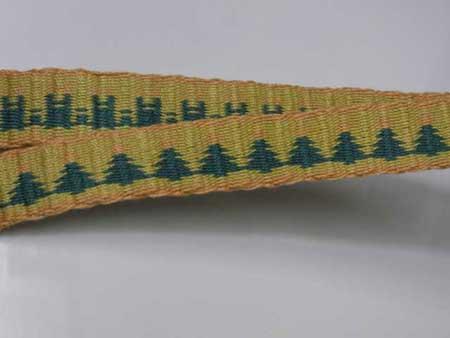 カード織り もみの木