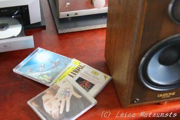 DS-500の試聴CD