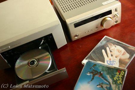 R-7PROの試聴CD