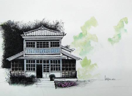 旧大沢学校・静岡県伊豆0711-450-270