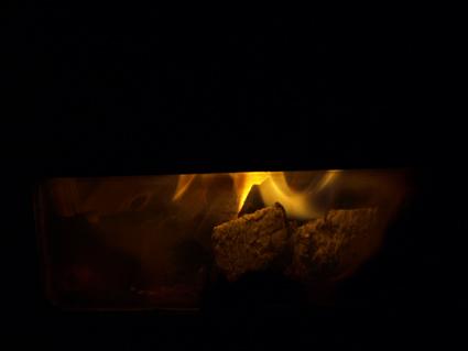 5ロビタに炎