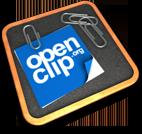 OpenClipLogo