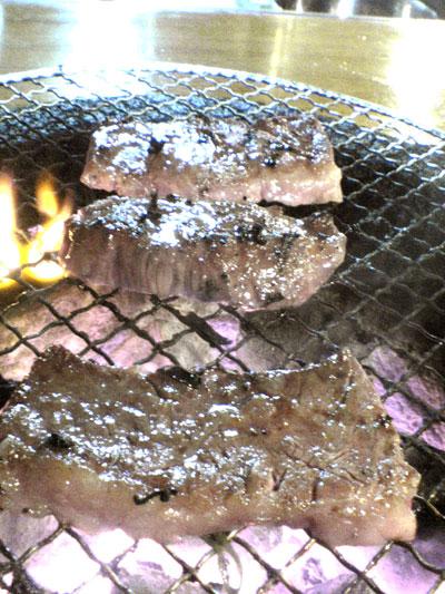 塩ハラミ焼き2