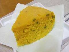 カボチャケーキ