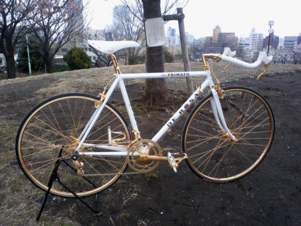 王の自転車