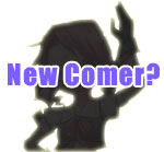 Here comes a new character!?