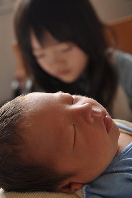2009.4.27彼と彼女